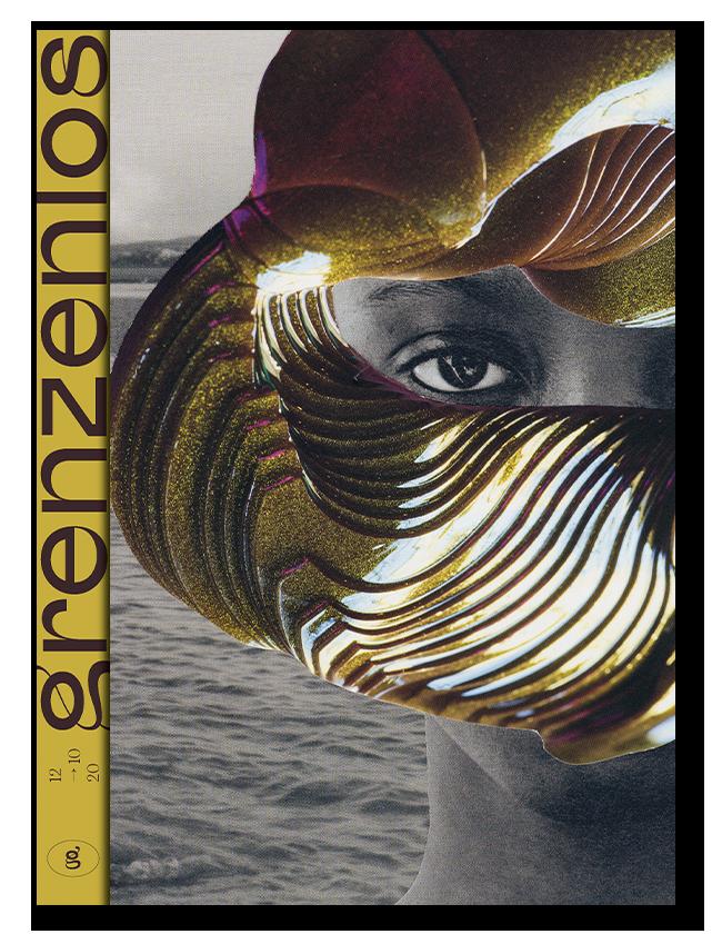 Coverbild gelb Bookazine grenzenlos