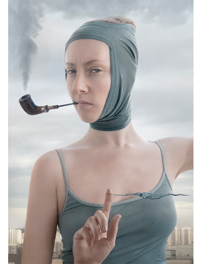 Bild Bluebeard Bildband Katerina Belkina My Work Is My Personal Theatre