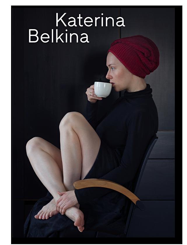 Cover Bildband Katerina Belkina